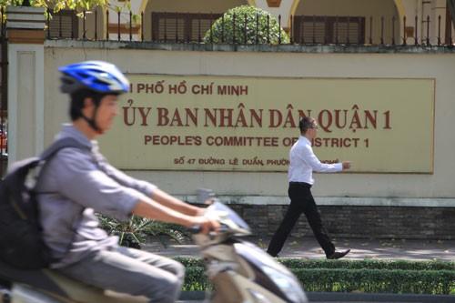 Tòa nhà cổ trụ sở UBND quận 1 có bị phá bỏ? - ảnh 8