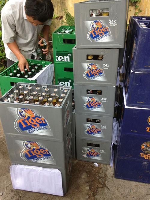 Giám đốc sản xuất bia ngoại giả lãnh án bảy năm tù - ảnh 1