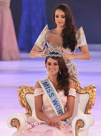 Chung kết Hoa hậu thế giới: Nguyễn Thị Loan ở top 25 - ảnh 1