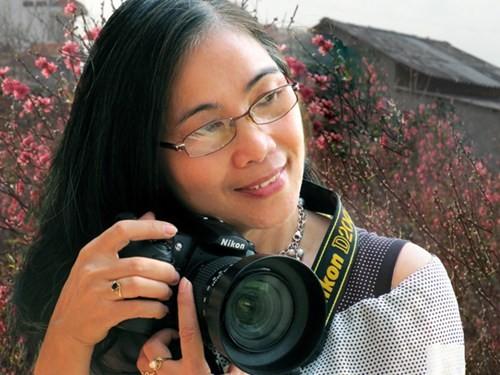 Nghệ sĩ nhiếp ảnh Tuyết Minh