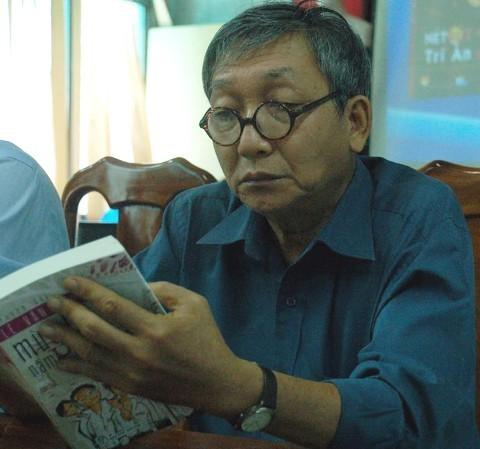 Giám khảo Lê Văn Nghĩa chia tay 'Cù Nèo Vàng'  - ảnh 3