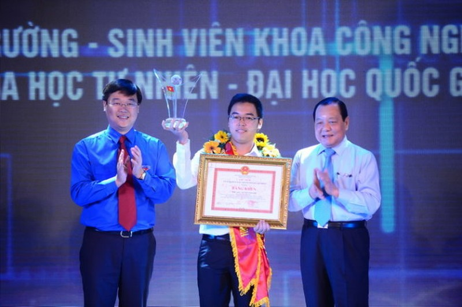 Vinh danh 6 'Công dân trẻ tiêu biểu TP.HCM' 2014 - ảnh 2