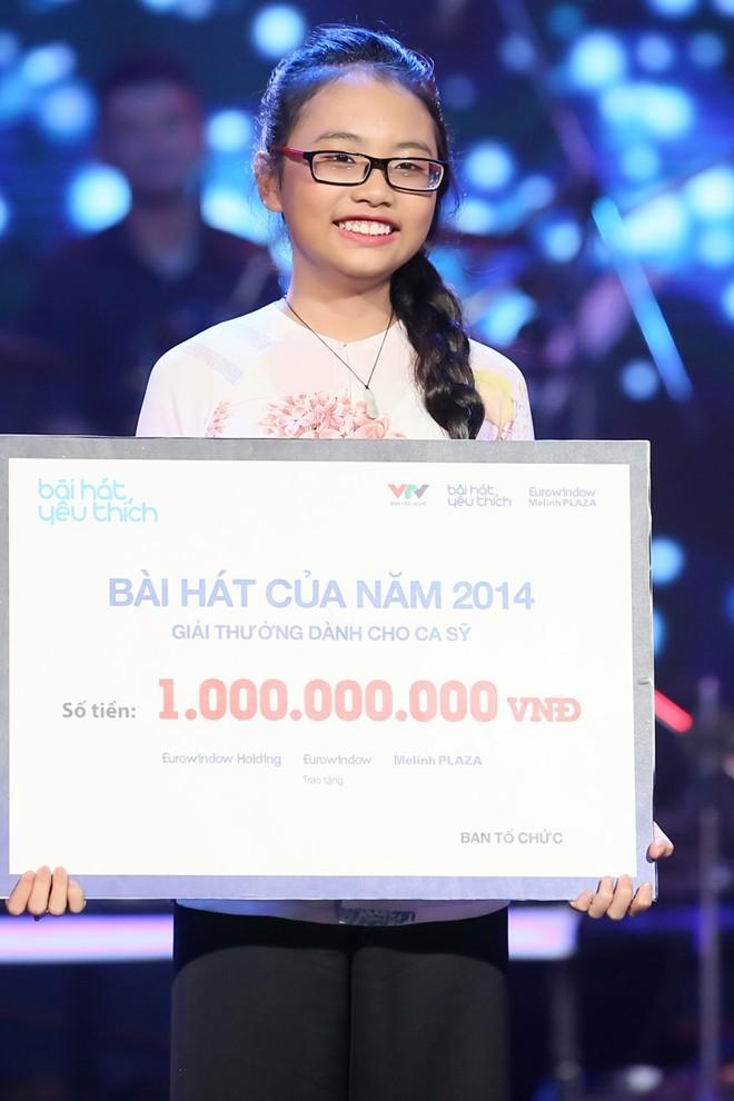 Phương Mỹ Chi dành 1 tỷ đồng giải 'Bài hát yêu thích ' - ảnh 2