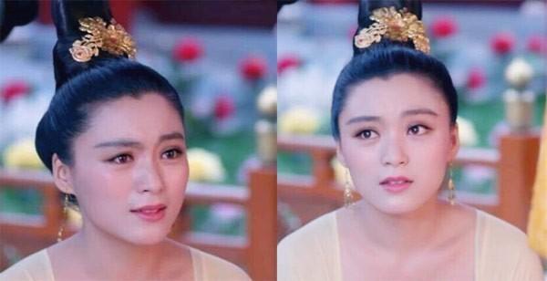 Còn đây là hình ảnh nhân vật Văn Nương, người hầu trung thành của Võ Mỵ Nương, sau đó sang hầu hạ cho Từ Huệ và bị Từ Huệ sát hại khi cô phát hiện ra âm mưu hãm hại Võ Mỵ Nương của ả.