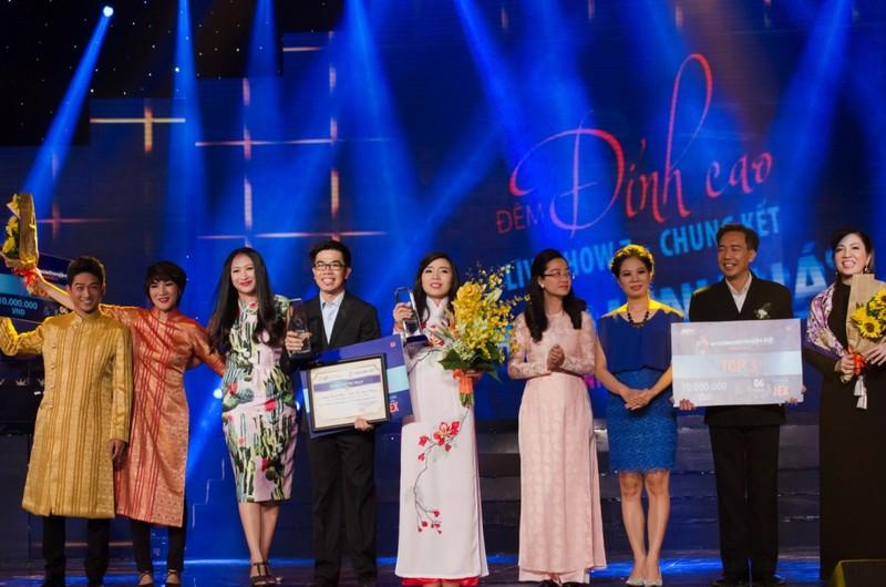 Minh Phượng và Thành Thiện đoạt quán quân 'Vợ chồng mình hát' - ảnh 2
