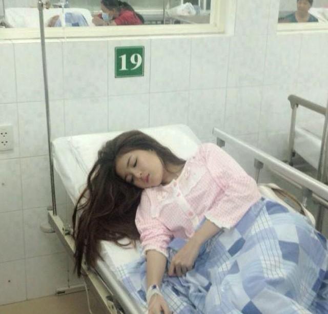 Sao Việt nhập viện vì bị chuyện thị phi tình cảm - ảnh 11