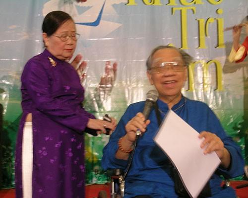 Tình huynh nghĩa muội của GS Trần Văn Khê và nữ sĩ Hỷ Khương  - ảnh 7
