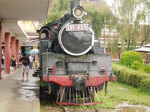 Ga Đà Lạt: Tuyến đường sắt răng cưa vang bóng một thời - ảnh 2