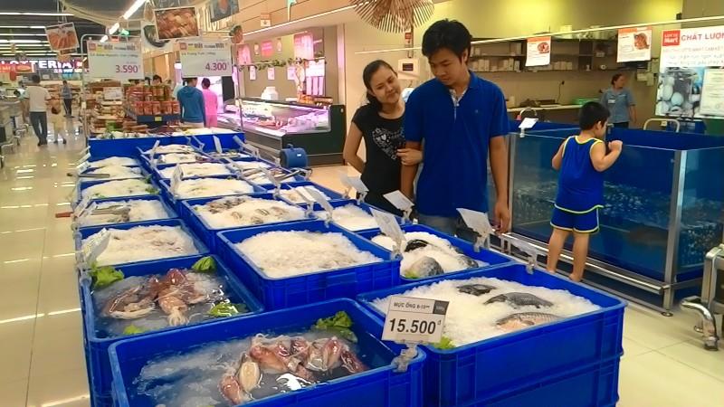 TP.HCM công bố địa điểm bán thực phẩm VietGAP - ảnh 2
