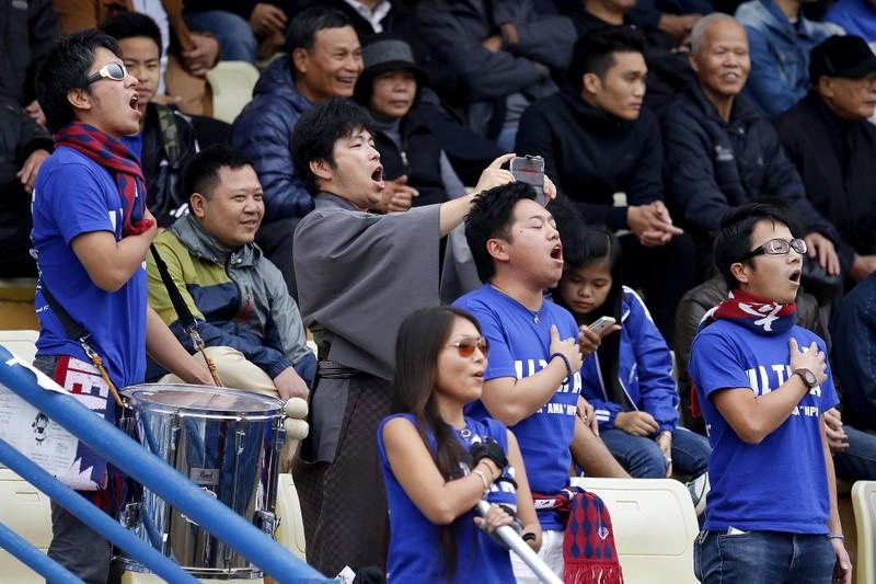 Tái đấu với JFL Selection: U-23 Việt Nam lại thua 0-1 - ảnh 4