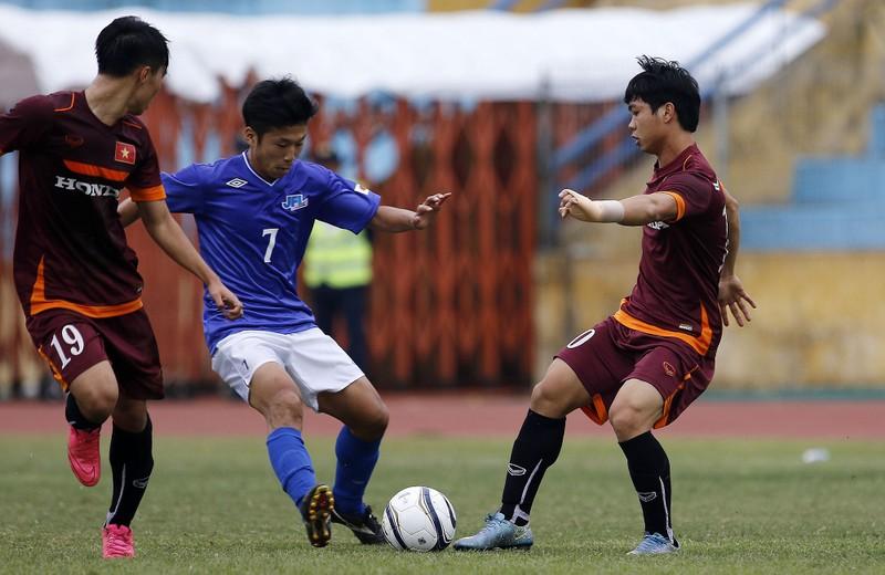 Tái đấu với JFL Selection: U-23 Việt Nam lại thua 0-1 - ảnh 1