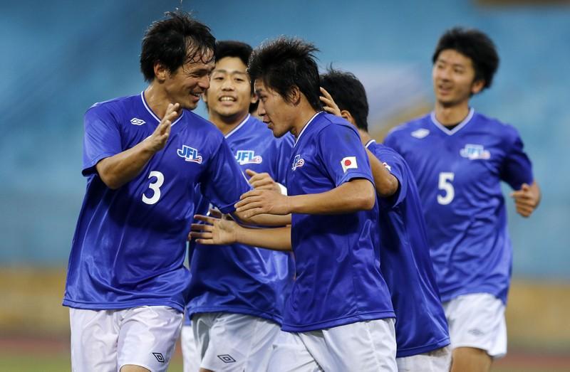 Tái đấu với JFL Selection: U-23 Việt Nam lại thua 0-1 - ảnh 2