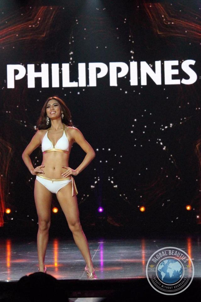 Á hậu 1 cuộc thi Hoa hậu Hòa bình Quốc tế 2016 là người đẹp Philippines. Ảnh: DÂN TRÍ