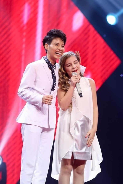 The Voice Kids 2016: Chua noi troi quan quan tuong lai hinh anh 10
