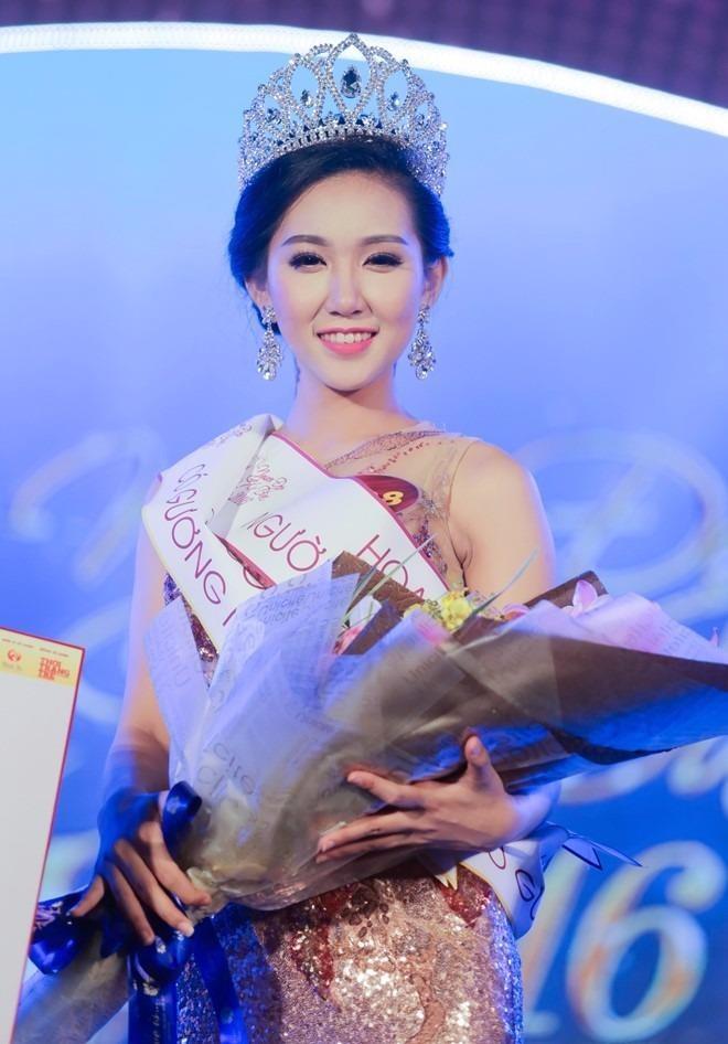 Đoàn Thị Ngọc Như sinh năm 1997, tại Mỏ Cày Bắc - Bến Tre hiện là sinh viên trường Cao đẳng Bến Tre. Ảnh Zing.
