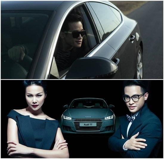 Cuộc sống giàu sang ít người biết của Hà Anh Tuấn