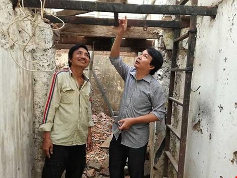 Người lính phim Biệt động Sài Gòn được sửa nhà, mua xe - ảnh 1