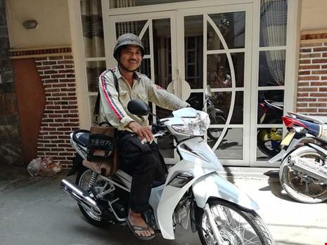 Người lính phim Biệt động Sài Gòn được sửa nhà, mua xe - ảnh 2