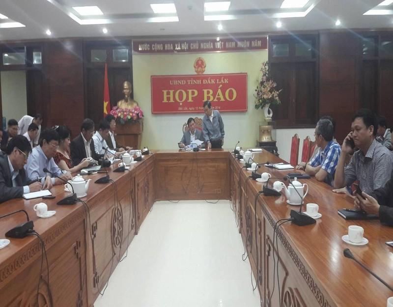 Vụ nổ trụ sở Công an tỉnh Đắk Lắk: Không phải khủng bố - ảnh 1