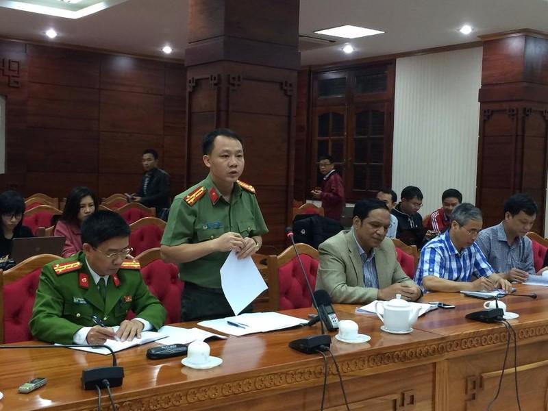 Vụ nổ trụ sở Công an tỉnh Đắk Lắk: Không phải khủng bố - ảnh 2