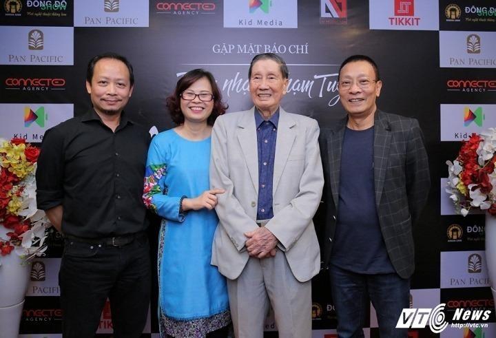 MC, Nhà báo Lại Văn Sâm