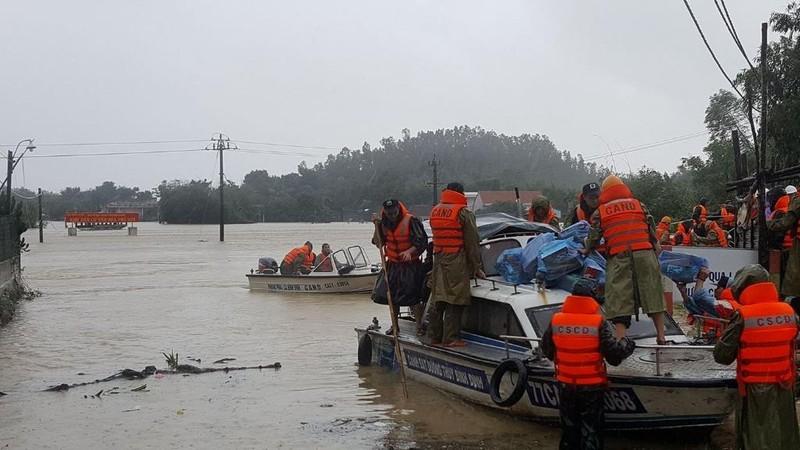 Phó Thủ tướng Trịnh Đình Dũng trực tiếp vào Bình Định - ảnh 2