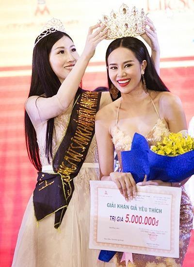 Sella Trương giành giải phụ