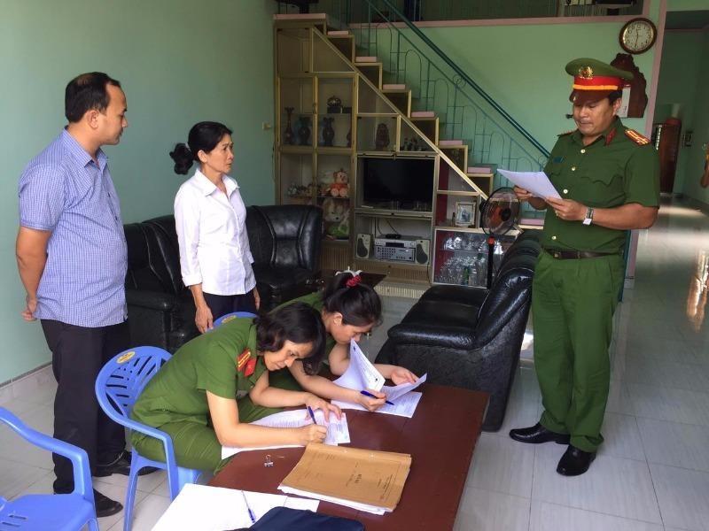 Bắt 4 cán bộ ngân hàng ở Đắk Lắk - ảnh 1