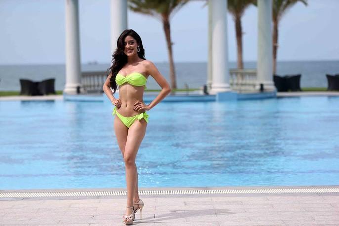 Cùng ngắm những người đẹp Miss Grand International thi bikini - Ảnh 1.