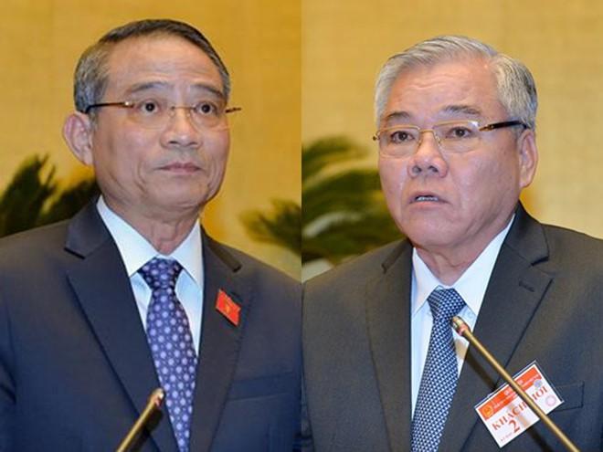 Chủ tịch nước ký miễn, bổ nhiệm 2 thành viên CP - ảnh 4