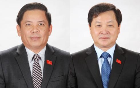 Chủ tịch nước ký miễn, bổ nhiệm 2 thành viên CP - ảnh 1