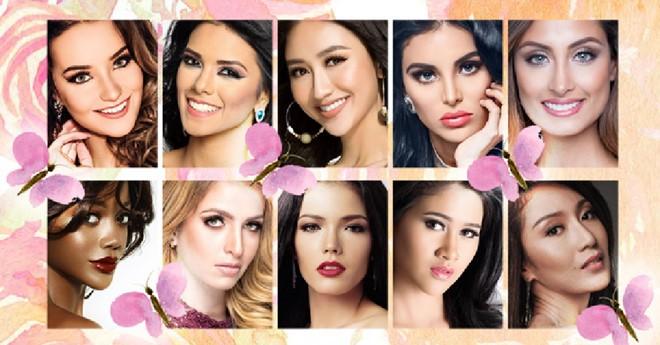 Top 8 Miss Earth 2016 Nam Em gửi lời chúc Thu giành giải cao trước thềm chung kết - ảnh 1