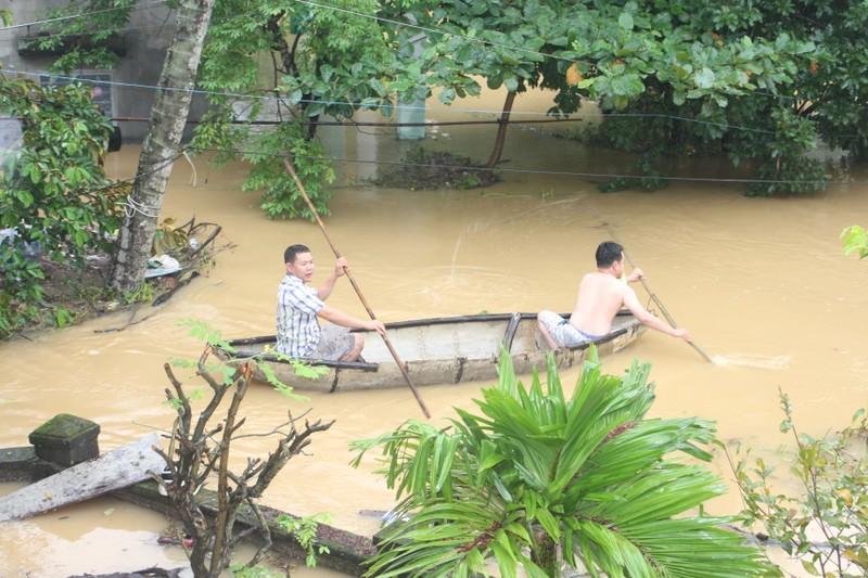 Đà Nẵng: Hơn 7.500 hộ bị ngập, 316 hộ phải di dời - ảnh 1
