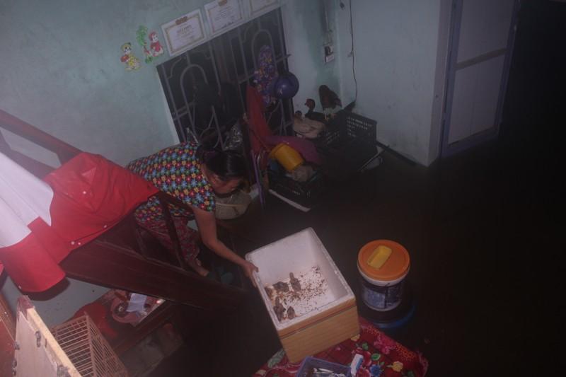 Đà Nẵng: Hơn 7.500 hộ bị ngập, 316 hộ phải di dời - ảnh 2