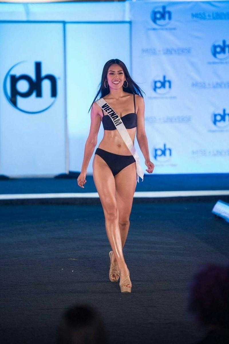 92 người đẹp thi bikini Miss Universe tại Mỹ - ảnh 1