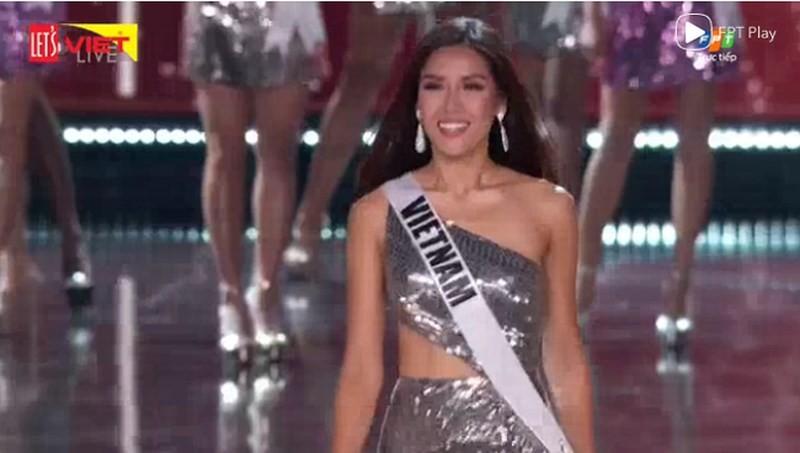 Tân Hoa hậu Hoàn vũ 2017 thuộc về người đẹp Nam Phi - ảnh 8