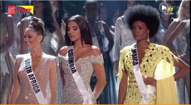 Tân Hoa hậu Hoàn vũ 2017 thuộc về người đẹp Nam Phi - ảnh 6