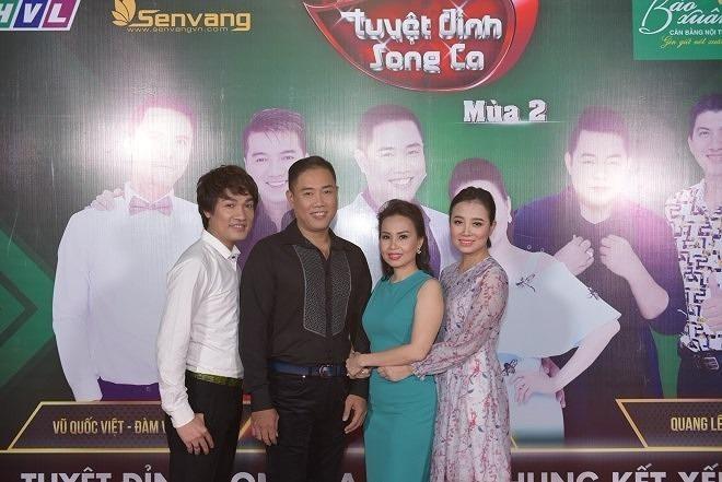 Chung kết 'Tuyệt đỉnh song ca' cùng Quang Lê, Mr Đàm - ảnh 4