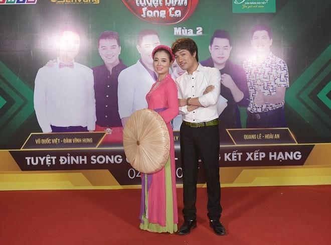 Chung kết 'Tuyệt đỉnh song ca' cùng Quang Lê, Mr Đàm - ảnh 1