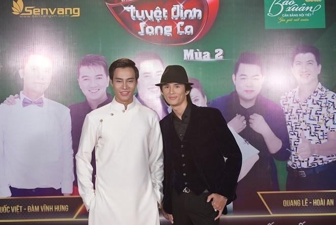 Chung kết 'Tuyệt đỉnh song ca' cùng Quang Lê, Mr Đàm - ảnh 3