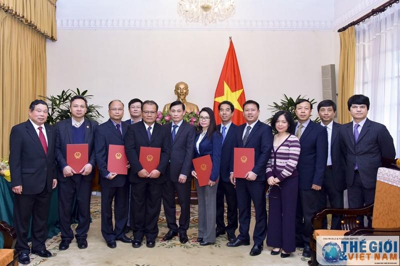 Nhân sự mới Bộ Công an, Bộ Ngoại giao, TAND Hà Giang - ảnh 2