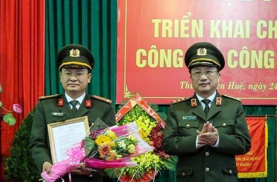 Nhân sự mới Bộ Công an, Bộ Ngoại giao, TAND Hà Giang - ảnh 1