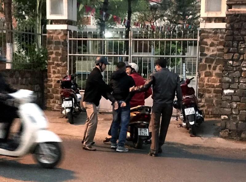 Gây án ở Quảng Trị vào Gia Lai phụ hồ thì bị tóm - ảnh 1