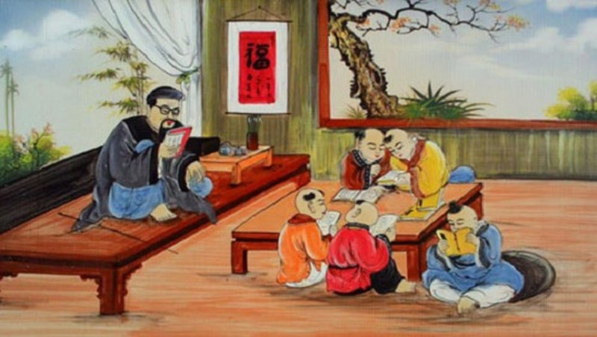 'Mùng 3 Tết thầy' của người Việt Nam - ảnh 3
