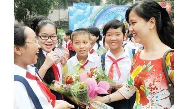 'Mùng 3 Tết thầy' của người Việt Nam - ảnh 1