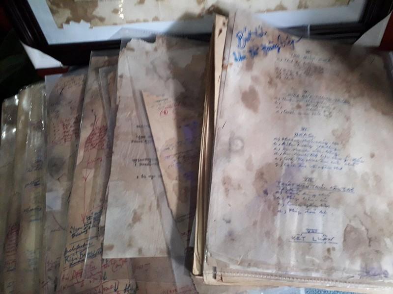 Hoàng Diệp tái hiện vụ kiện thơ Hàn Mặc Tử - ảnh 6