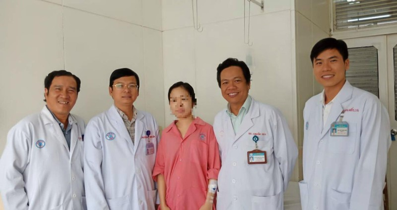 Mệnh lệnh từ trái tim của ca ghép tạng xuyên Việt - ảnh 5