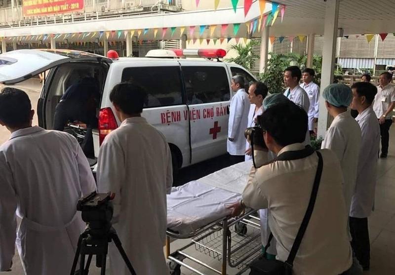 Mệnh lệnh từ trái tim của ca ghép tạng xuyên Việt - ảnh 3