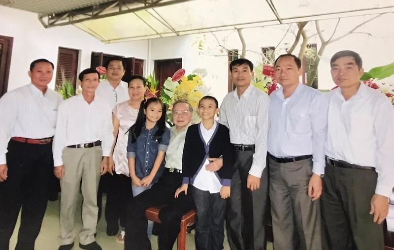 Cố Thủ tướng Phan Văn Khải qua lời kể của bác sĩ riêng - ảnh 2