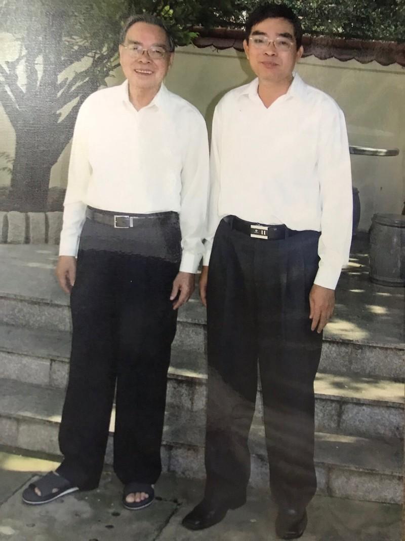 Cố Thủ tướng Phan Văn Khải qua lời kể của bác sĩ riêng - ảnh 1